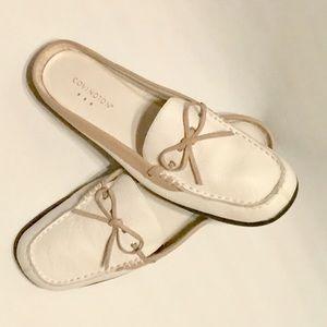 Covington slip on loafers size 8